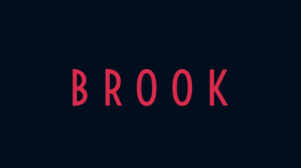 Brook by Chris Woolfrey