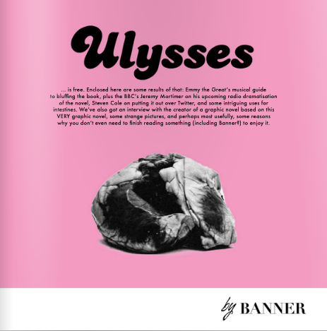 Banner Magazine issue 2 cover