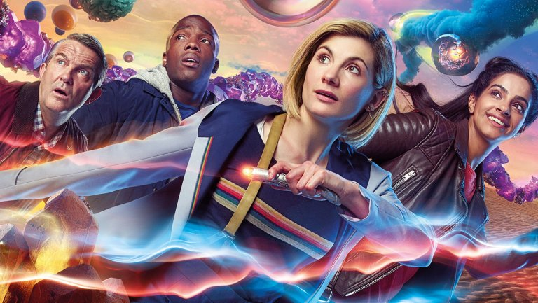 Doctor Who Jodie Whittaker Promo Poster